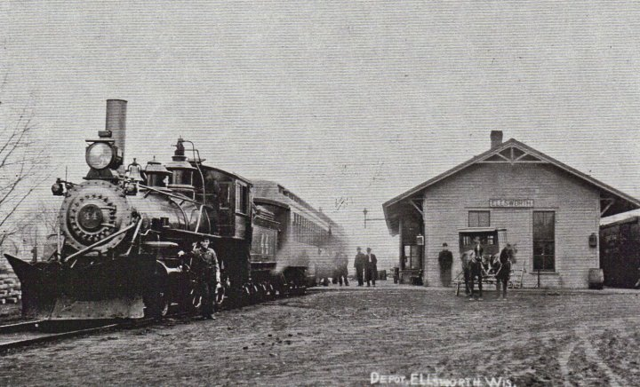 Ellsworth Train Depot