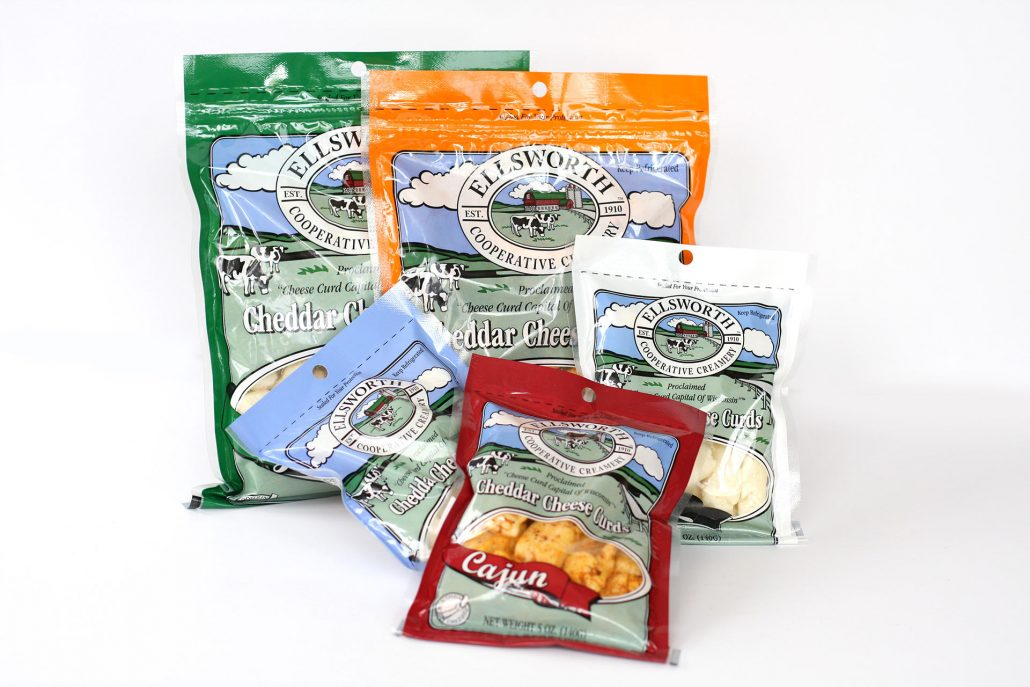 Cheese Curds From Ellsworth Creamery Wisconsin