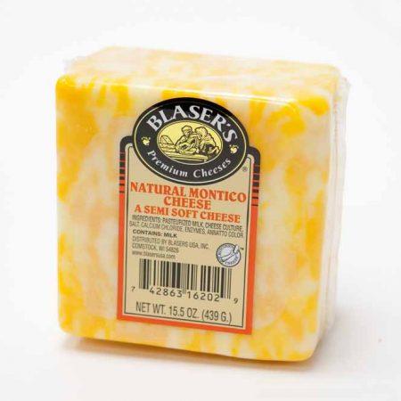 7 5 oz Blaser Colby Cheese   Ellsworth Cooperative Creamery