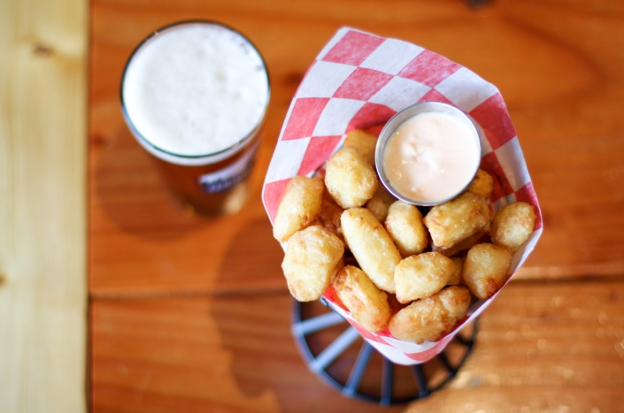 Battered-Curds