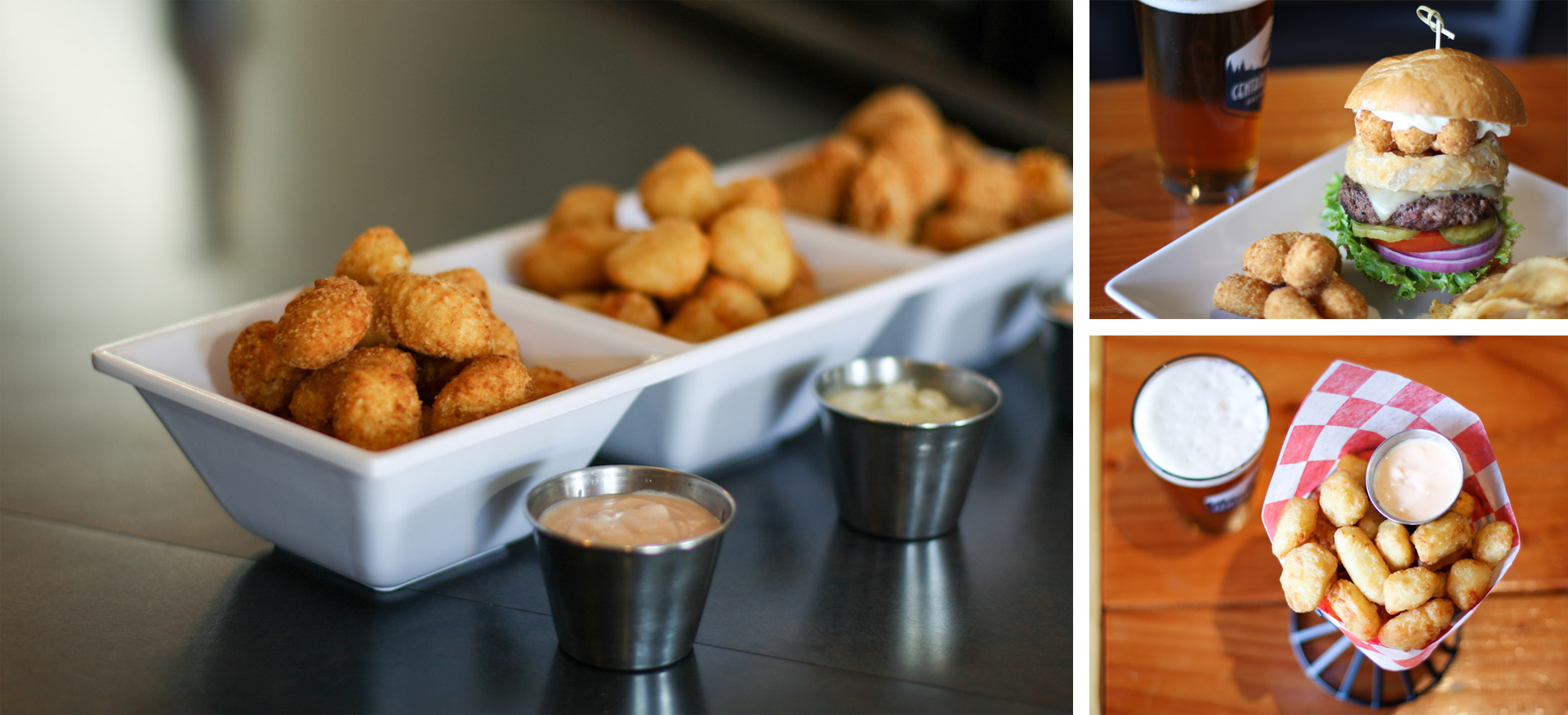 Breaded and Battered Cheese Curds